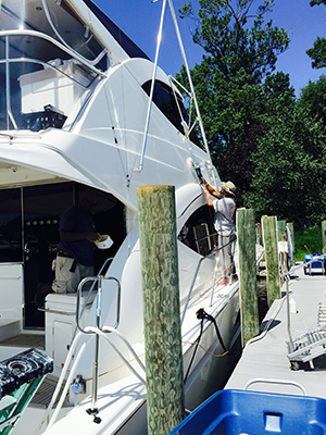About | Payless Boat & Yacht Detailing - Deale, MD