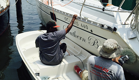 Shrink Wrap Services | Payless Boat & Yacht Detailing | Deale, MD | (443) 404-1957